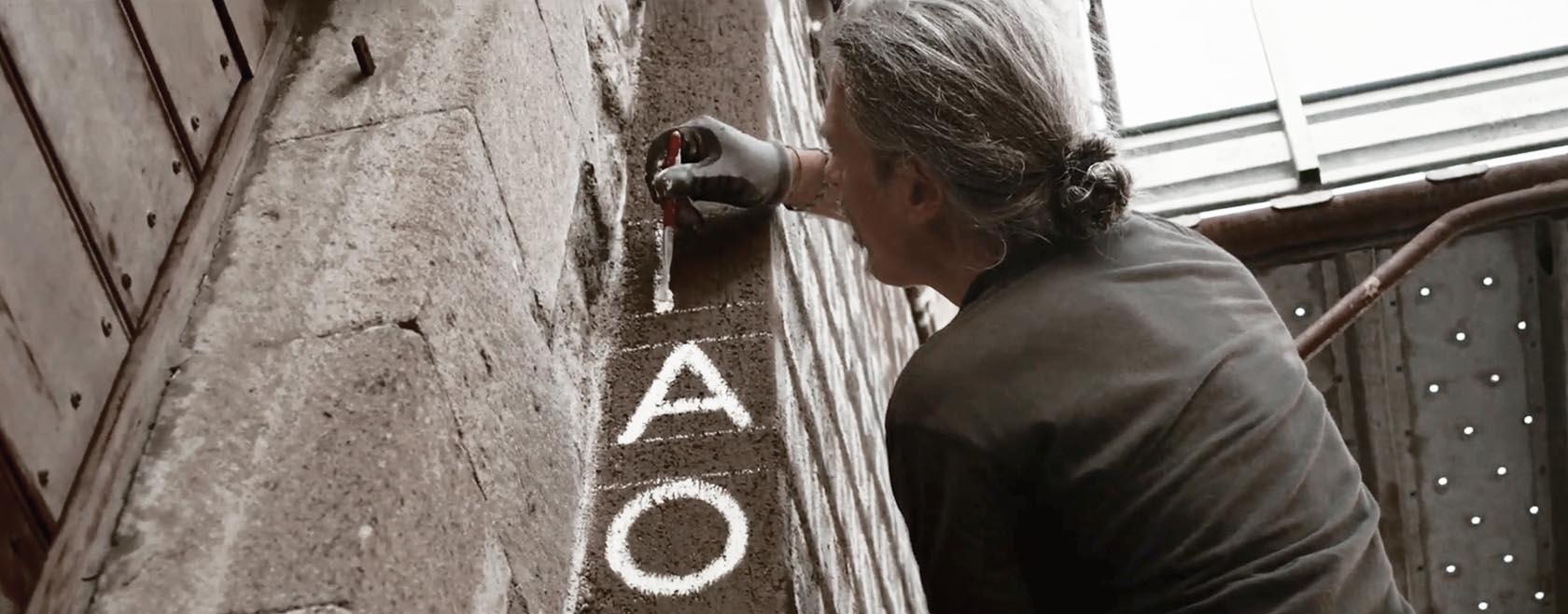 Copertina del documentario - Marte (GAZA) - Ciclope film