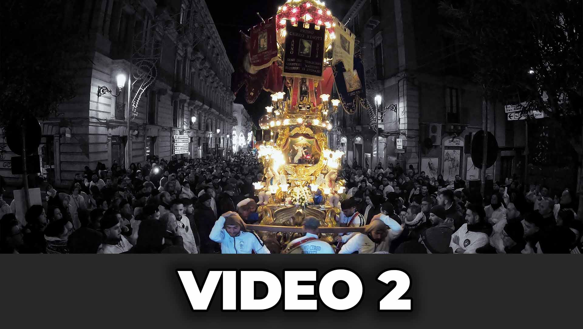 Copertina Video 2 - Documentario Sant'Agata 2019 - Ciclope film
