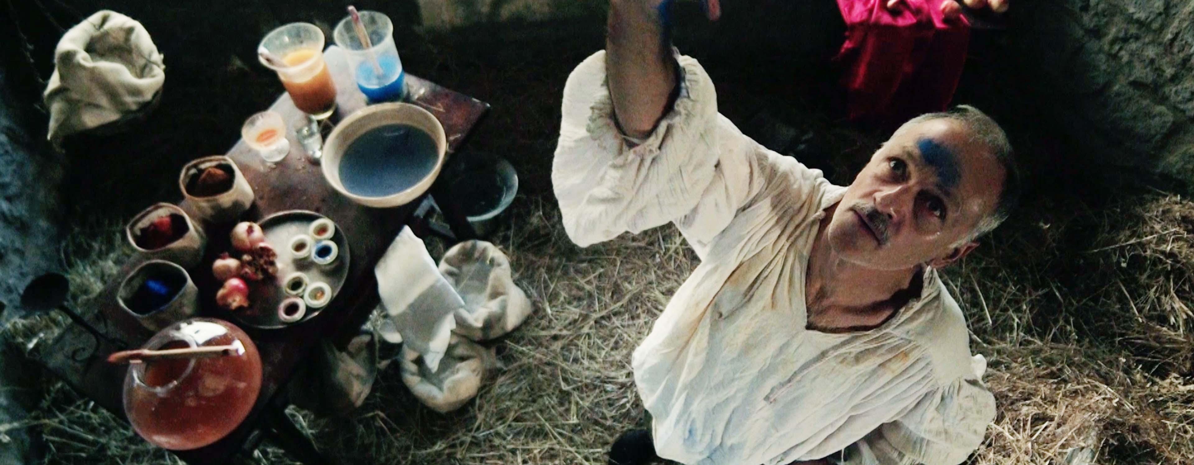 Michelangelo Entangled - Angelo Tanzi - CIclope film