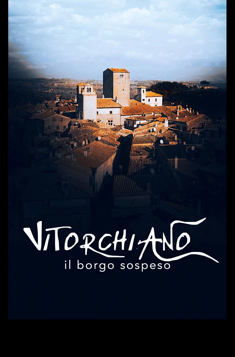 Locandina dello Spot - Vitorchiano, il borgo sospeso - Ciclope film x